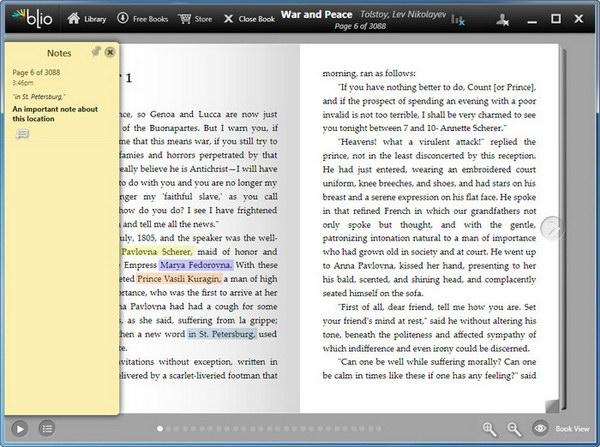 15 best ebook reader softwares blio fandeluxe Document