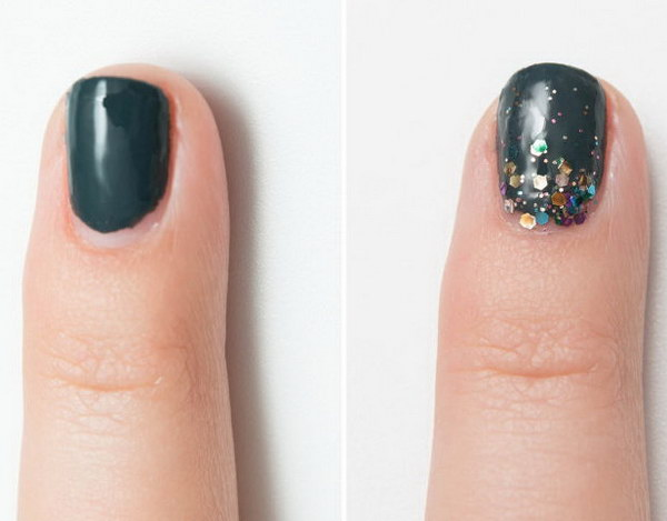 To Hide an Overgrown Manicure.