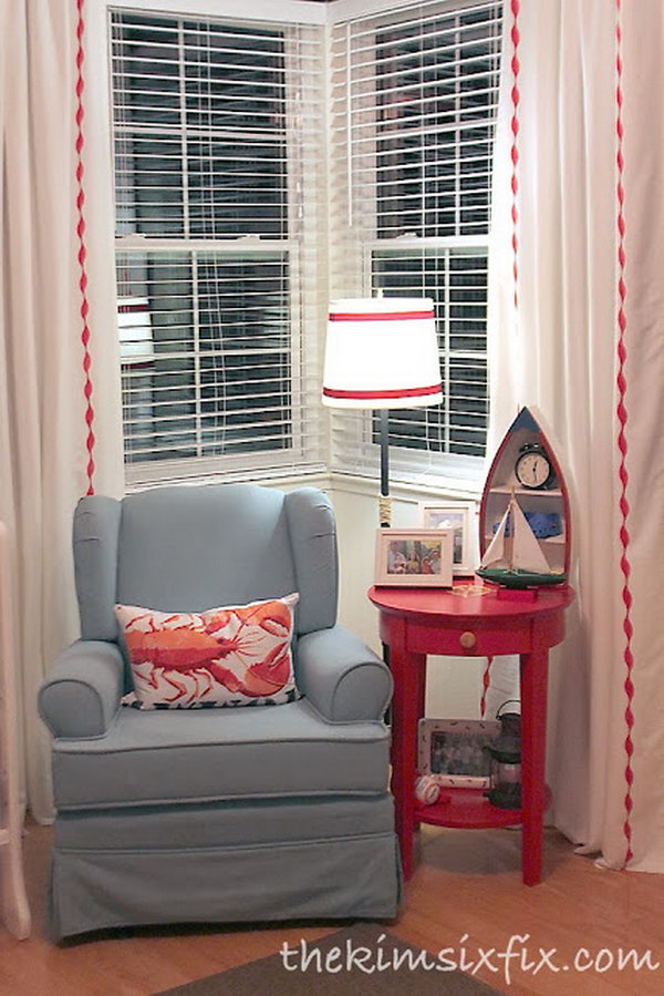 1 ikea hacks for window treatments