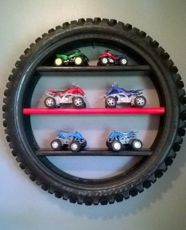 10 tire crafts