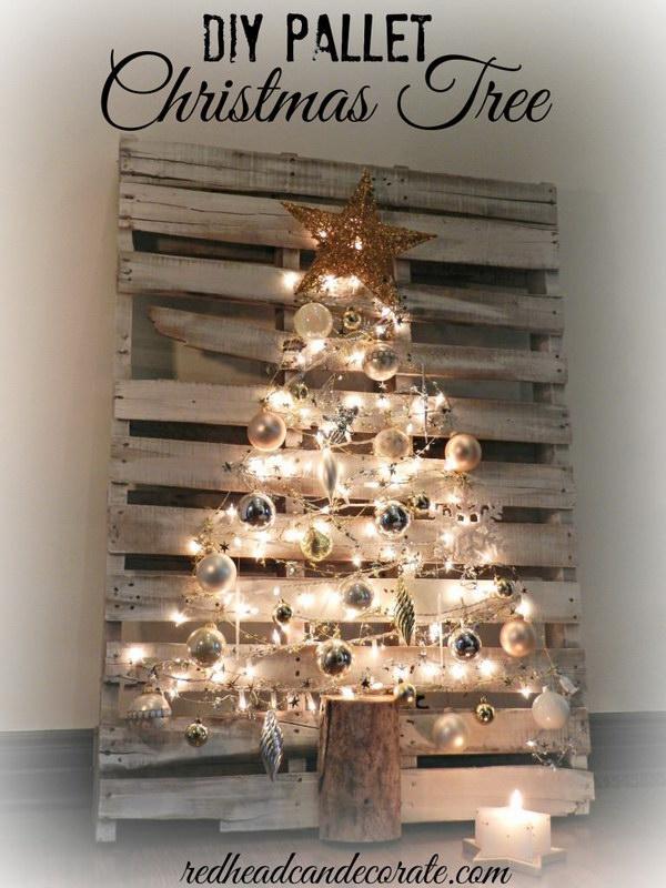7 festive string and fairy light decoration ideas for Christmas