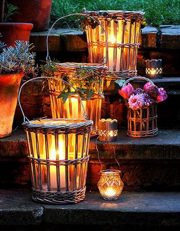 8 outdoor decoration ideas for christmas
