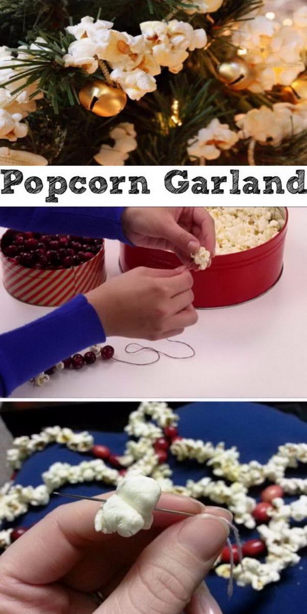 Popcorn Garland.