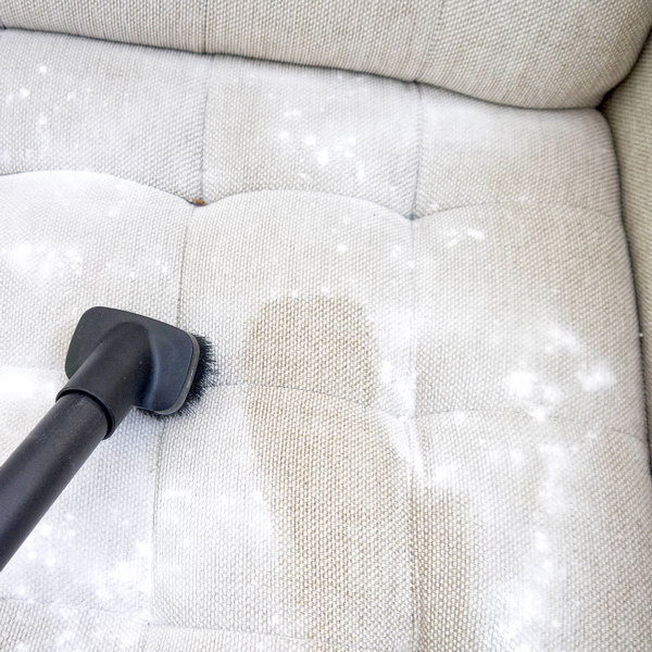 Deep Clean Your Natural-Fabric Couch