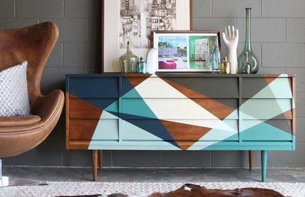 Modern Credenza Dresser. Get the instructions