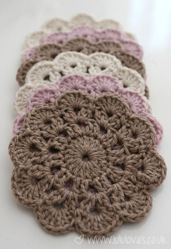 Crochet Tutorial Easy : 20+ Easy Crochet And Knit Projects With Tutorials For ...