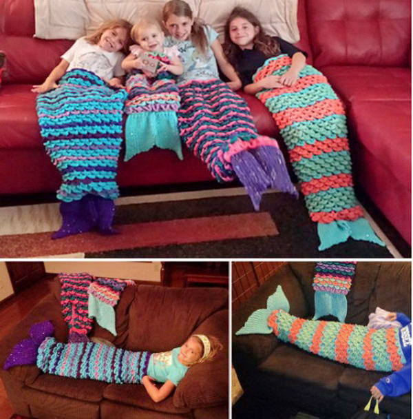 20+ Easy Crochet And Knit Projects With Tutorials For ...