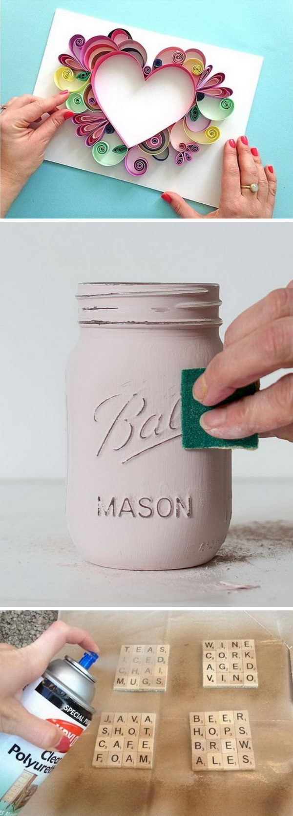 Lots of Easy to Make DIY Gift Ideas and Tutorials!