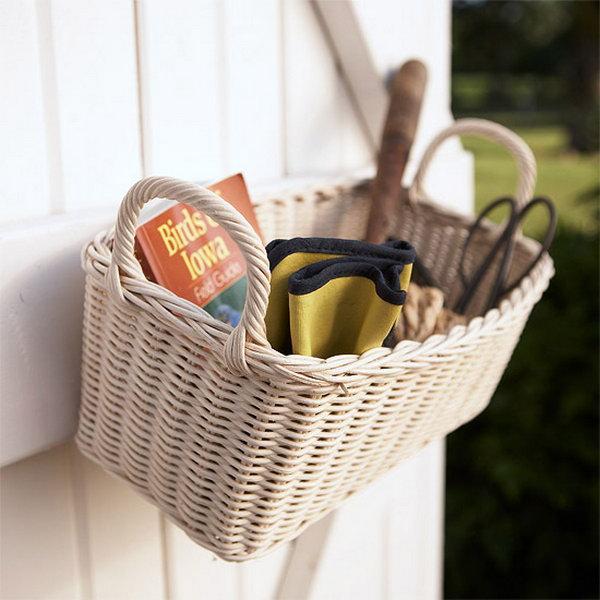 Basic Tool Basket.
