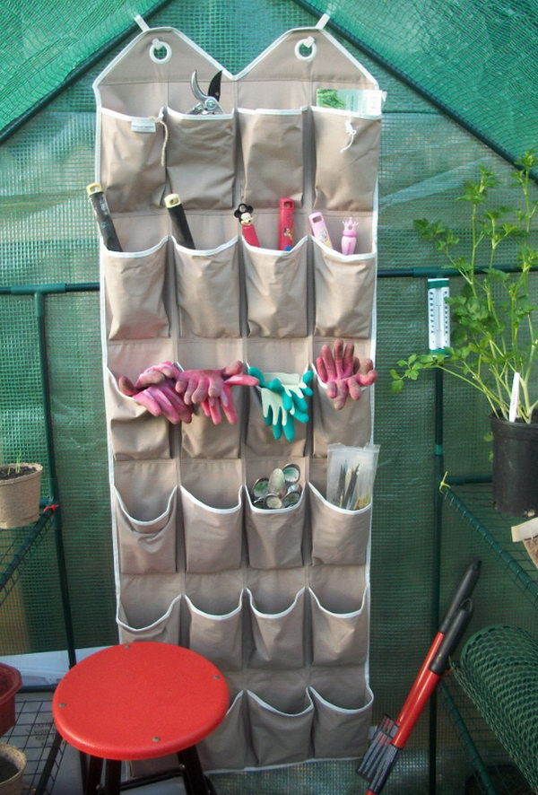 20 budget friendly garden storage ideas ofriendly