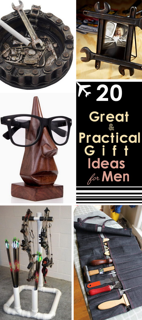 great gift ideas for men 20 great amp practical gift ideas for 31012