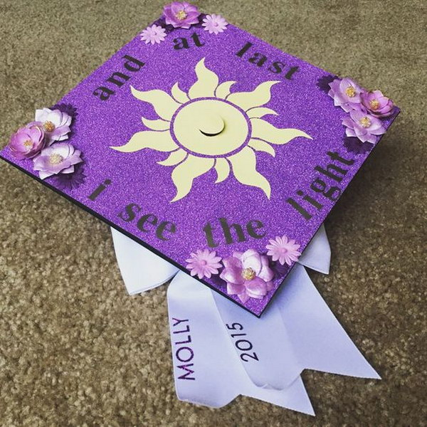 Graduation Cap Design Idea