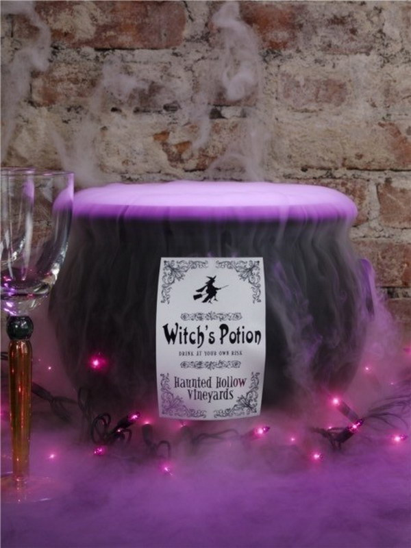DIY Witches' Magic Potion