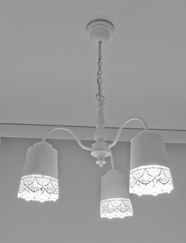 Skurar White Metal Flowerpots. Get more details