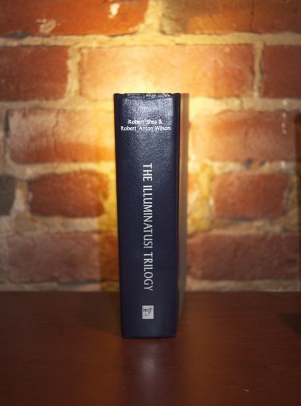 Book Lamp. Get the tutorial