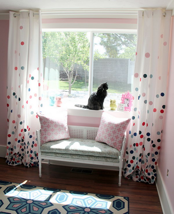 IKEA Hacks Tutorials & Ideas for Your Window Treatments | OFriendly