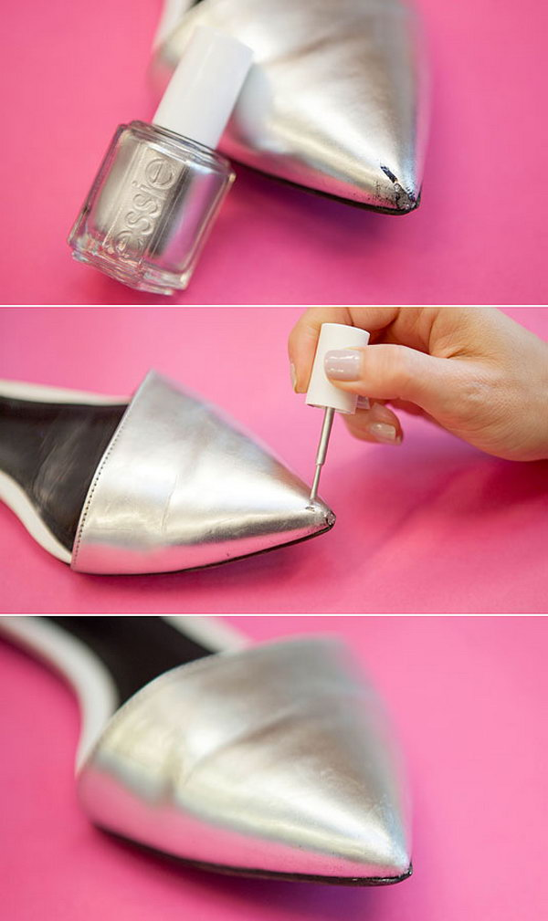 30 must know diy life hacks creative ways to use nail polish