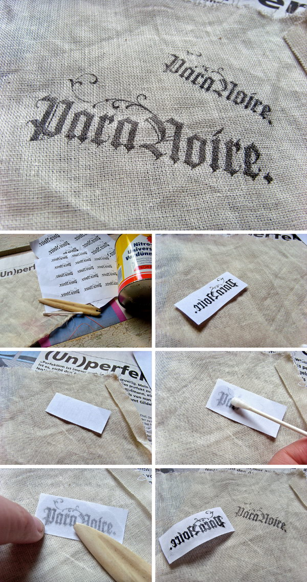 40 Diy Ideas Amp Tutorials For Photo Transfer Projects