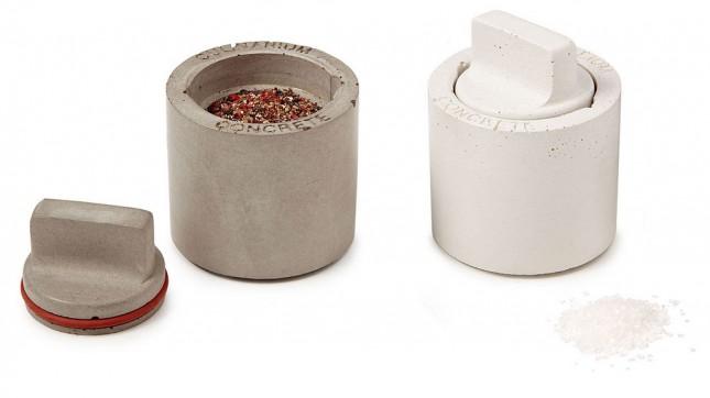 Concrete Shakers ($64).