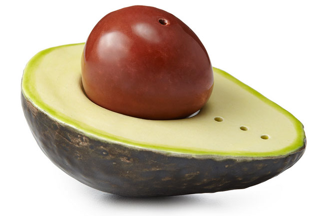 Avocado Salt and Pepper ($45).