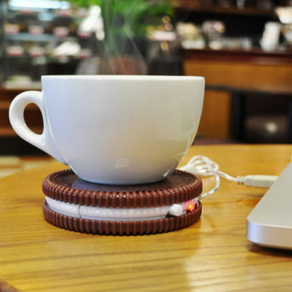 Hot Cookie Usb Cup Warmer.