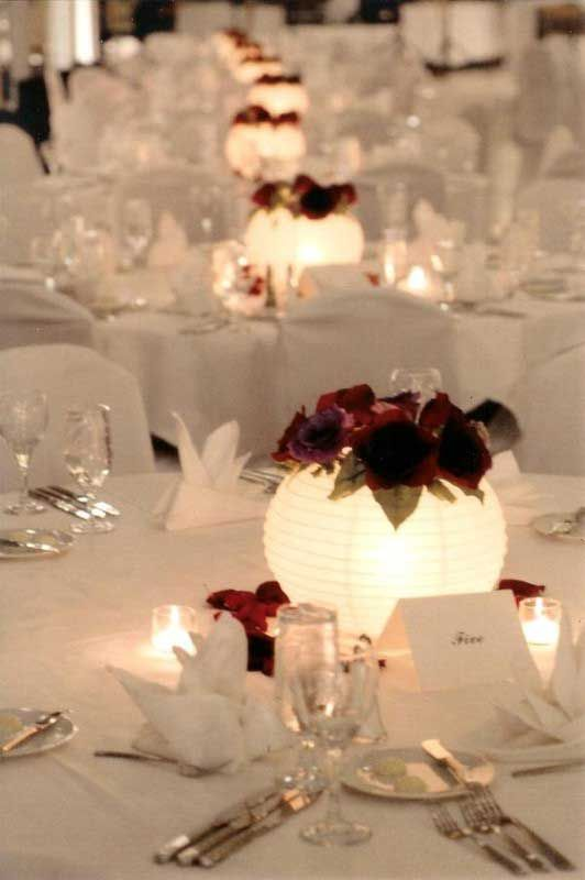 Awesome diy wedding centerpiece ideas tutorials Cancelling a wedding at the last minute