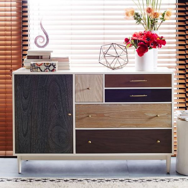 West Elm Dresser Knock Off.