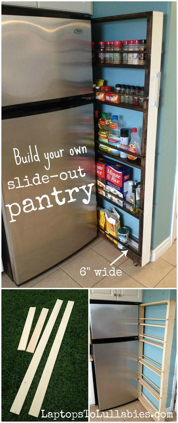 20 clever hidden storage ideas perfect for any home - Small storage spaces for rent model ...
