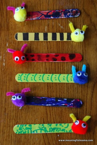 Book Buddies DIY Book Marks.