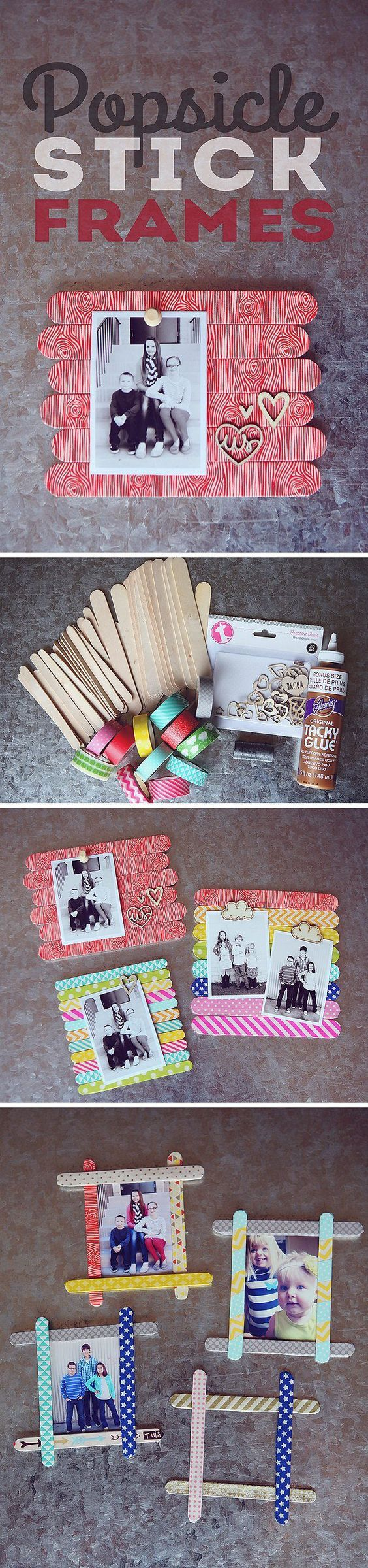 35 Creative Popsicle Stick Crafts