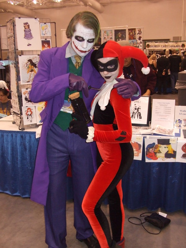 Harley Quinn And Joker Costume  sc 1 st  OFriendly & 60+ Halloween Costumes For Couples