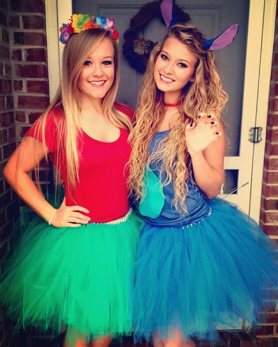 Lilo And Stitch Halloween Costume.