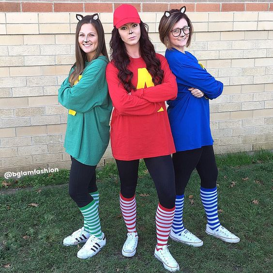 Halloween Costumes For 4 Friends.30 Halloween Costumes For Best Friends