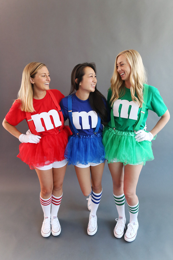 M And M Costume  sc 1 st  OFriendly & 30+ Halloween Costumes For Best Friends