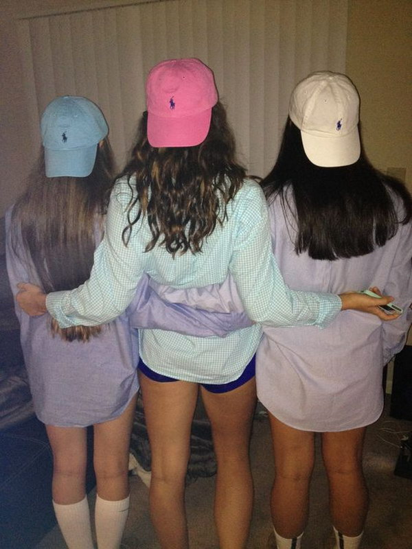 Frat Boy Halloween Costume & 30+ Halloween Costumes For Best Friends