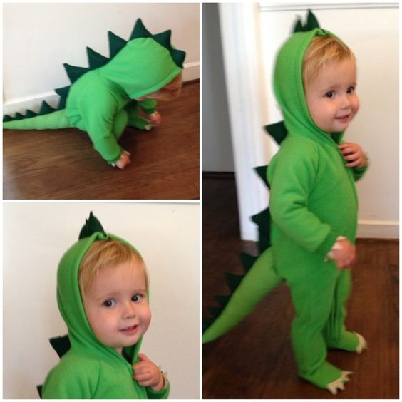 20 homemade dinosaur costumes for halloween baby dinosaur costume solutioingenieria Choice Image