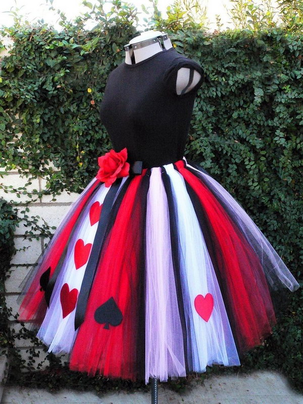 50 last minute costumes for halloween adult queen of hearts costume solutioingenieria Image collections