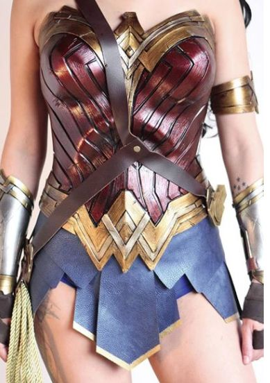 Wonder Woman Costume.