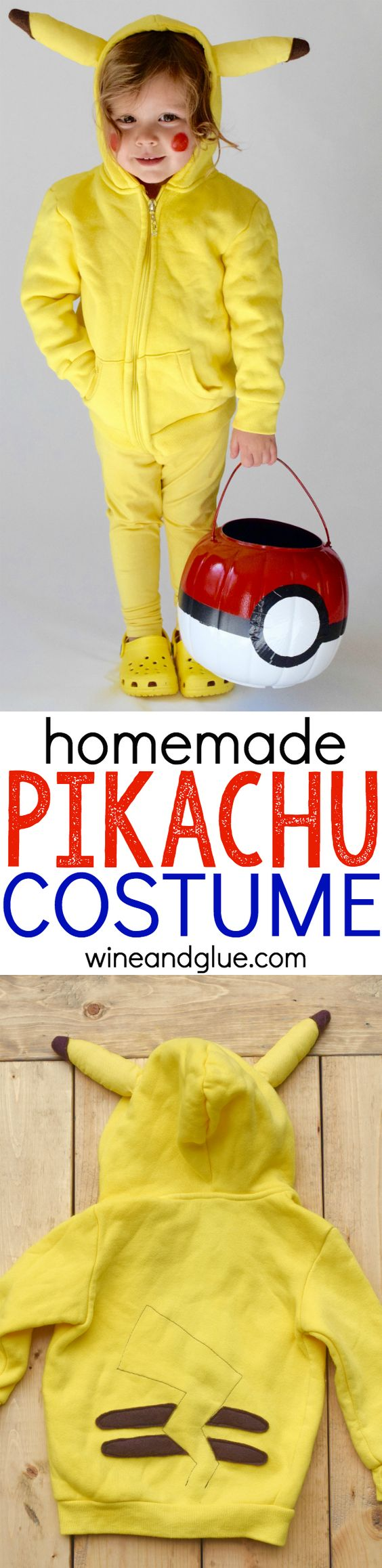 Pokemon Pikachu Costume.