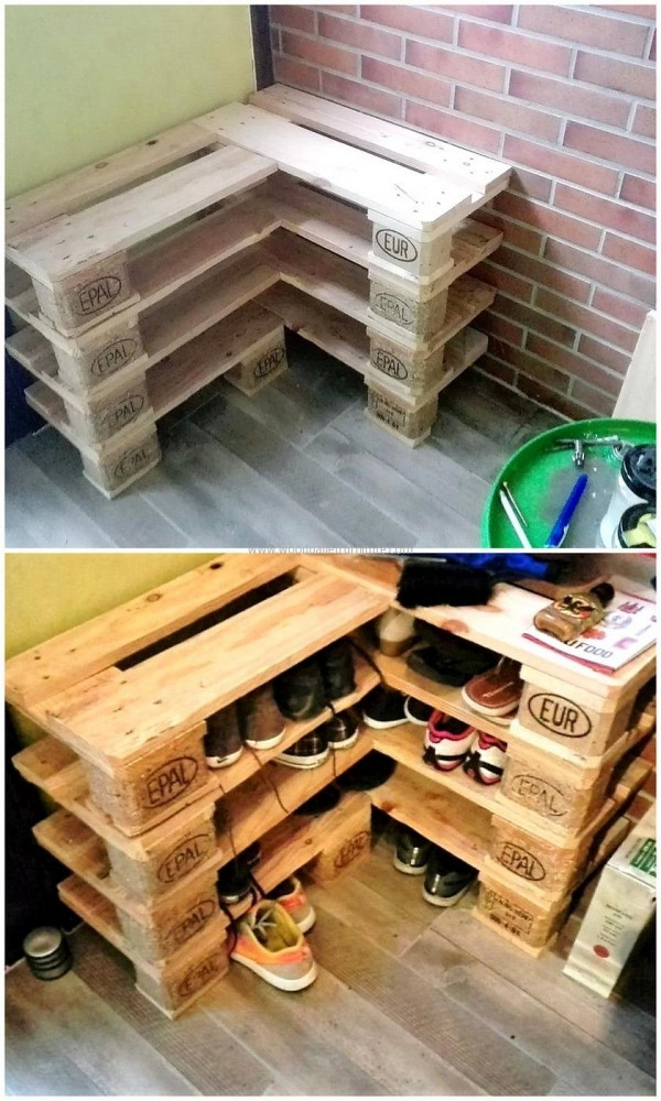 20 Creative Shoe Storage Ideas