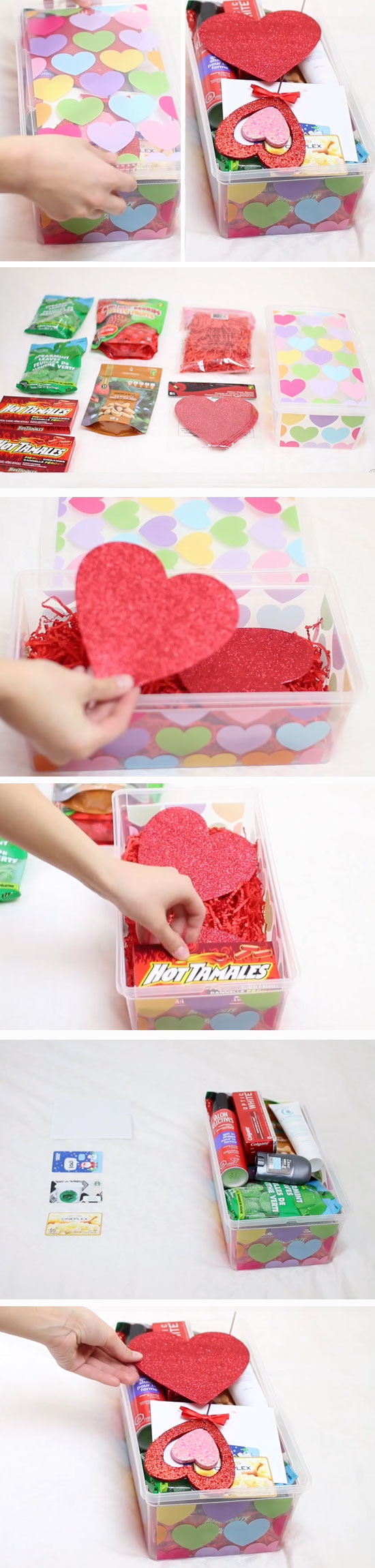 25 romantic diy valentines day crafts for him box of love solutioingenieria Image collections