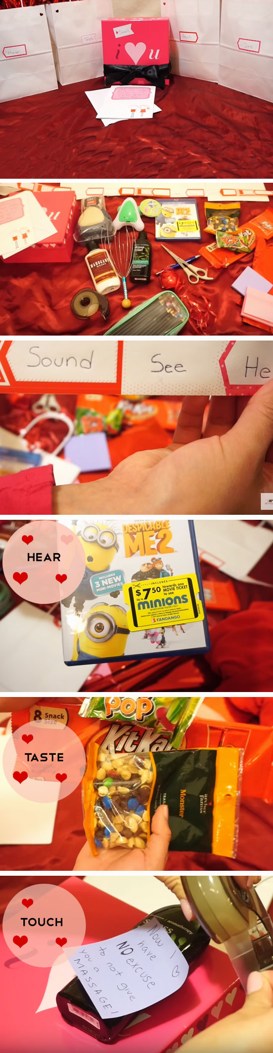 25 Romantic Diy Valentine S Day Crafts For Him