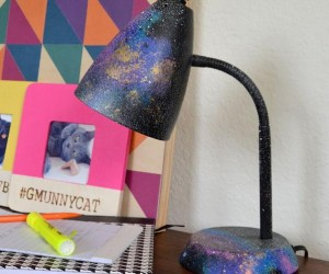 DIY Galaxy Projects And Tutorials Inspired By The Outer Space
