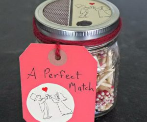 25+ Romantic DIY Valentine's Day Crafts for Him